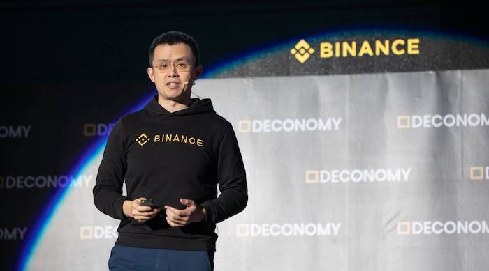 Changpeng Zhao, founder of Binance. Photo: Forbes.