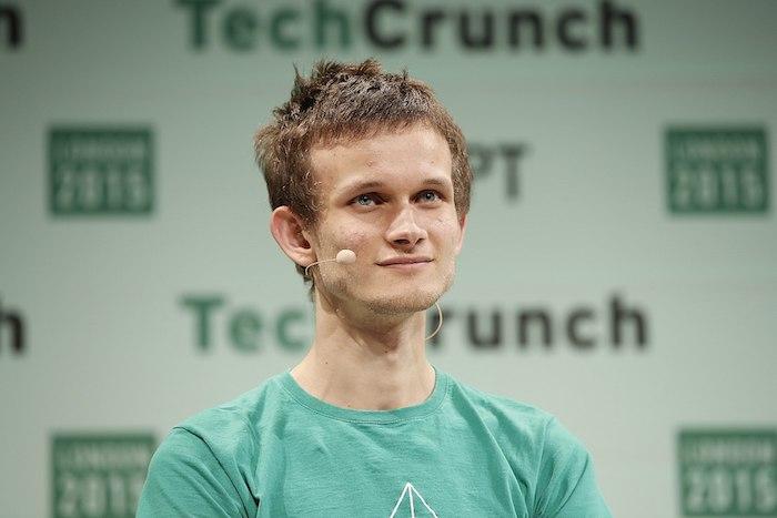 Vitalik Buterin, founder of Ethereum. Photo: TechCunch.